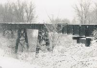 Trestle at Willow Brook, Missouri, February 1998